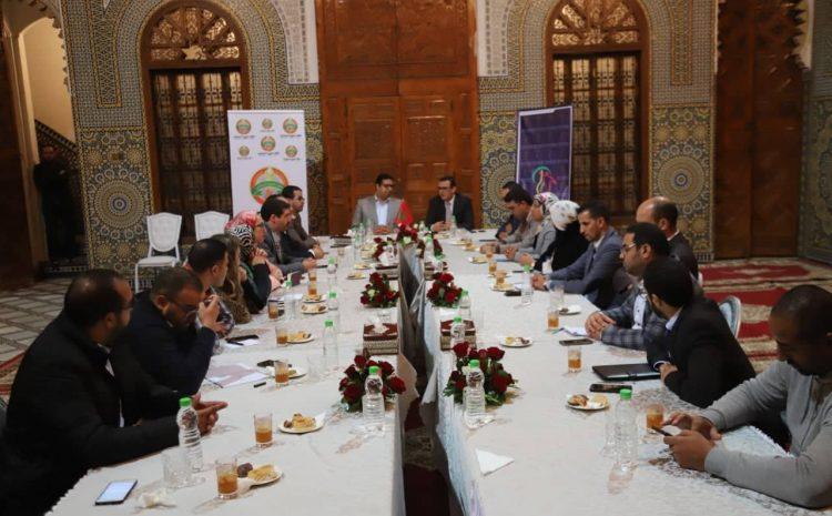 لقاء مشترك يجمع شبيبة البيجيدي وشبيبة الإستقلال