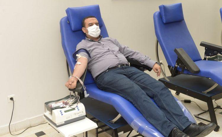 """شبيبة """"المصباح"""" تشرع في حملة التبرع بالدم"""
