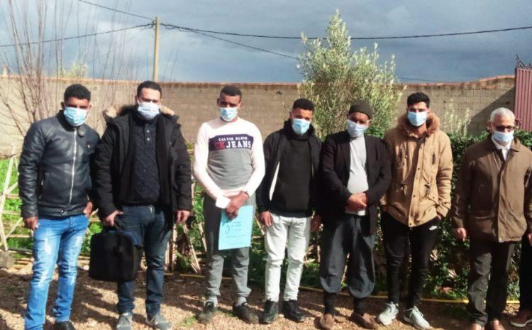 شبيبة العدالة والتنمية تؤسس محلية لها بعامر الشمالية- إقليم سيدي سليمان