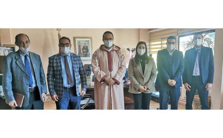 حازم يكشف تفاصيل لقاء وفد المكتب الوطني للشبيبة بمسؤولي وزارة الخارجية والتعاون الإفريقي والمغاربة المقيمين بالخارج